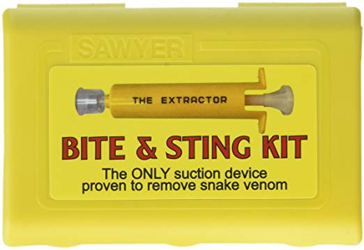 The Extractor Bite & Sting Kit