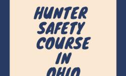 HUNTER SAFETY COURSE OHIO