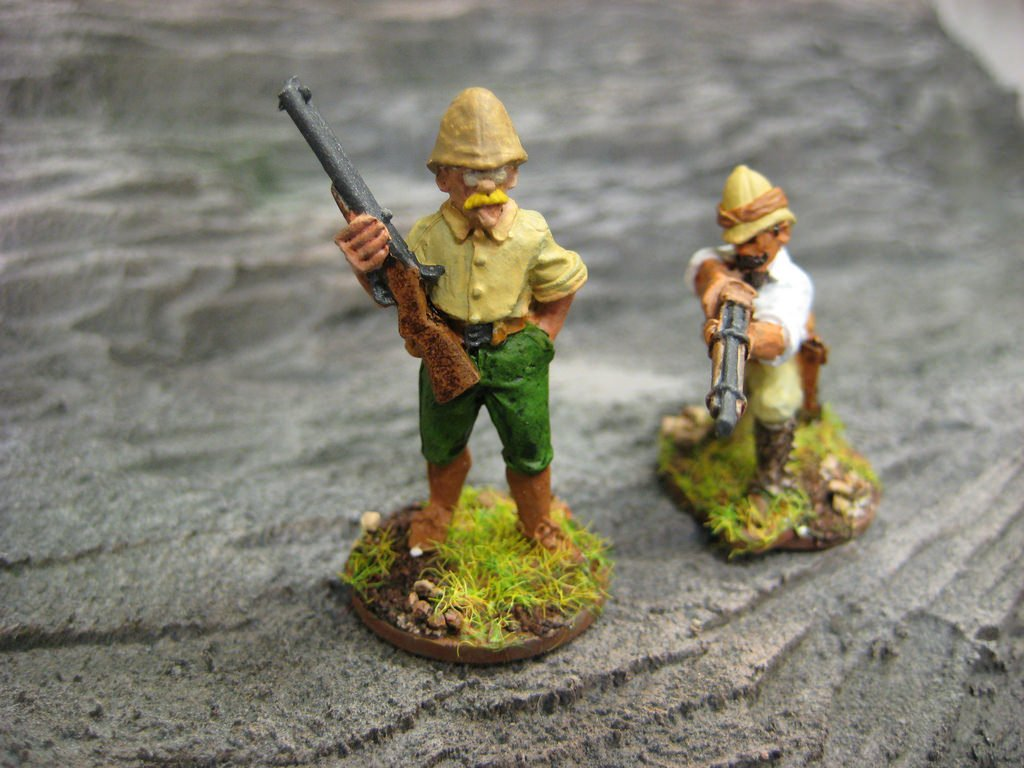 passionate hunters