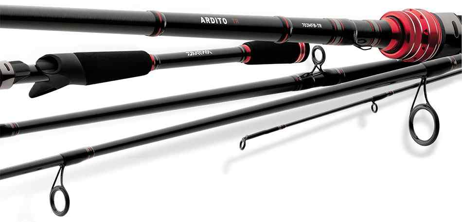 Daiwa Travel Rods