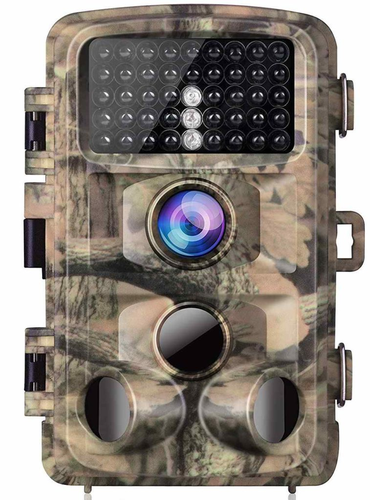 campark trail camera under 100