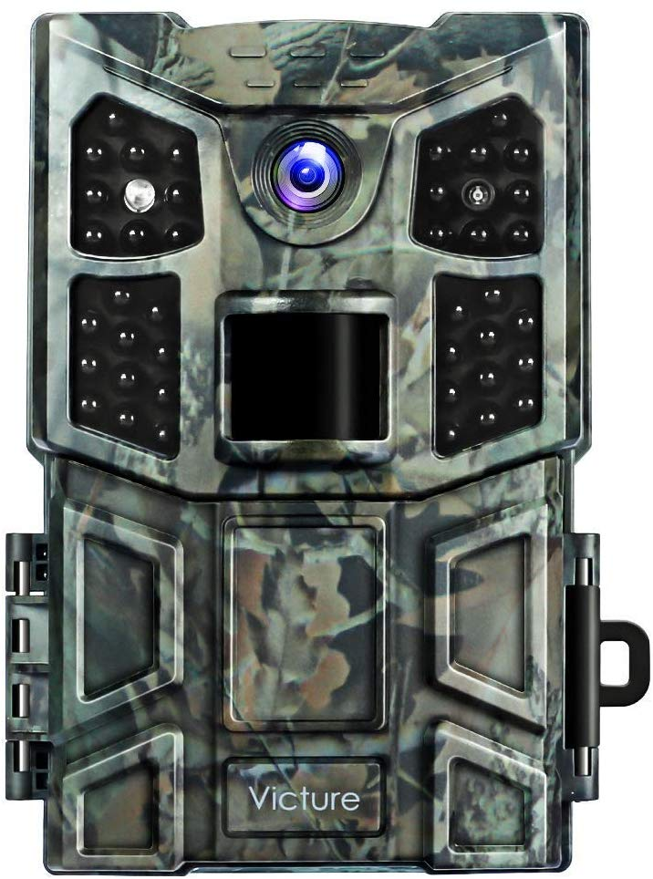 victure 20mp trail camera