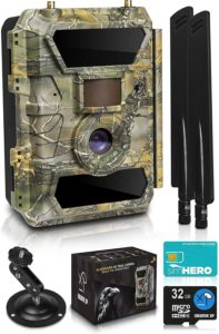 Best Cellular Trail Camera 2021