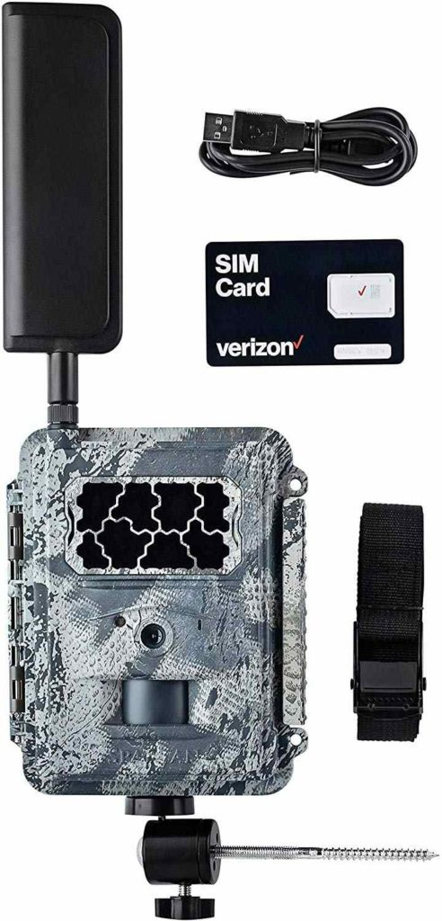 Spartan 4G LTE GoCam Wireless Trail Camera