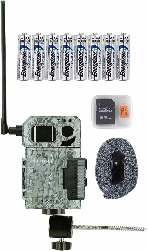 Spypoint Link Micro-V 4G Cellular Trail Camera
