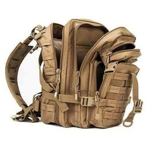 WolfWarriorX Military Assault Tactical Backpack