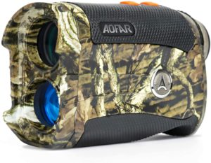 AOFAR HX-1200T Range Finder for Hunting & Archery