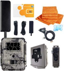 Spartan HD GoCam 4G Blackout Infrared Package