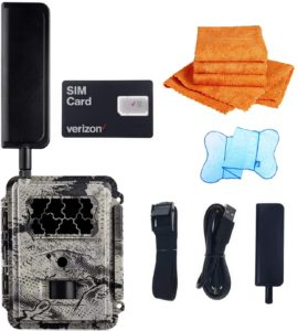 Spartan HD GoCam 4G LTE