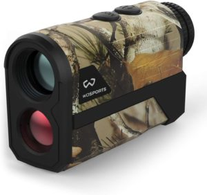 WOSPORTS 1200 Yards Hunting Rangefinder