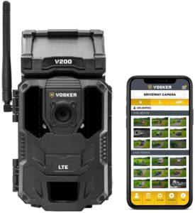 vosker v200 outdoor security camera