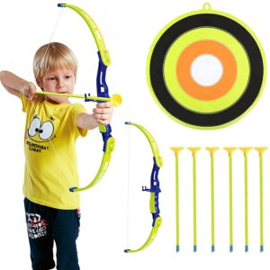 Best Bow and arrow toy set for kids
