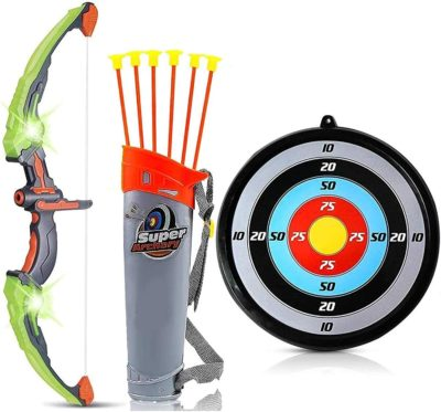 Liberty Imports Sport - Archery Bow and Arrow Toy Set for Kids