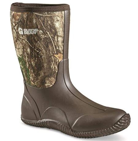 best rubber boots for hunt